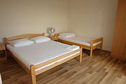 Accommodation in rooms 3